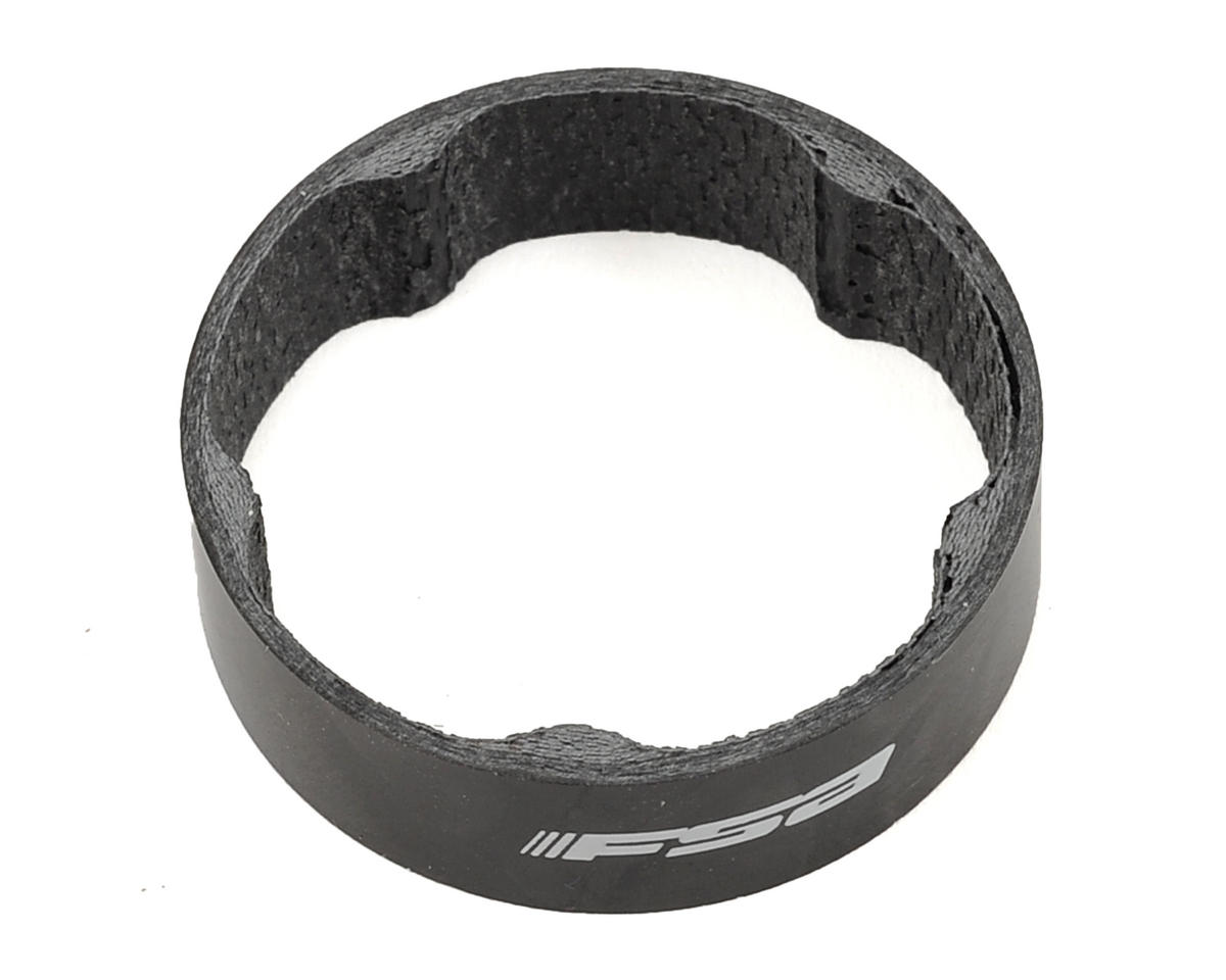 "FSA Carbon SL Headset Spacer (1-1/8"") (10mm) (Single) 