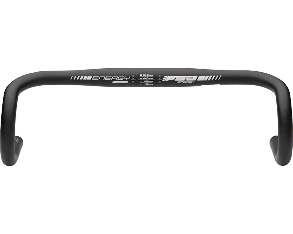 FSA (Full Speed Ahead) Energy Traditional Drop Handlebar - Aluminum, 31.8mm, 40c