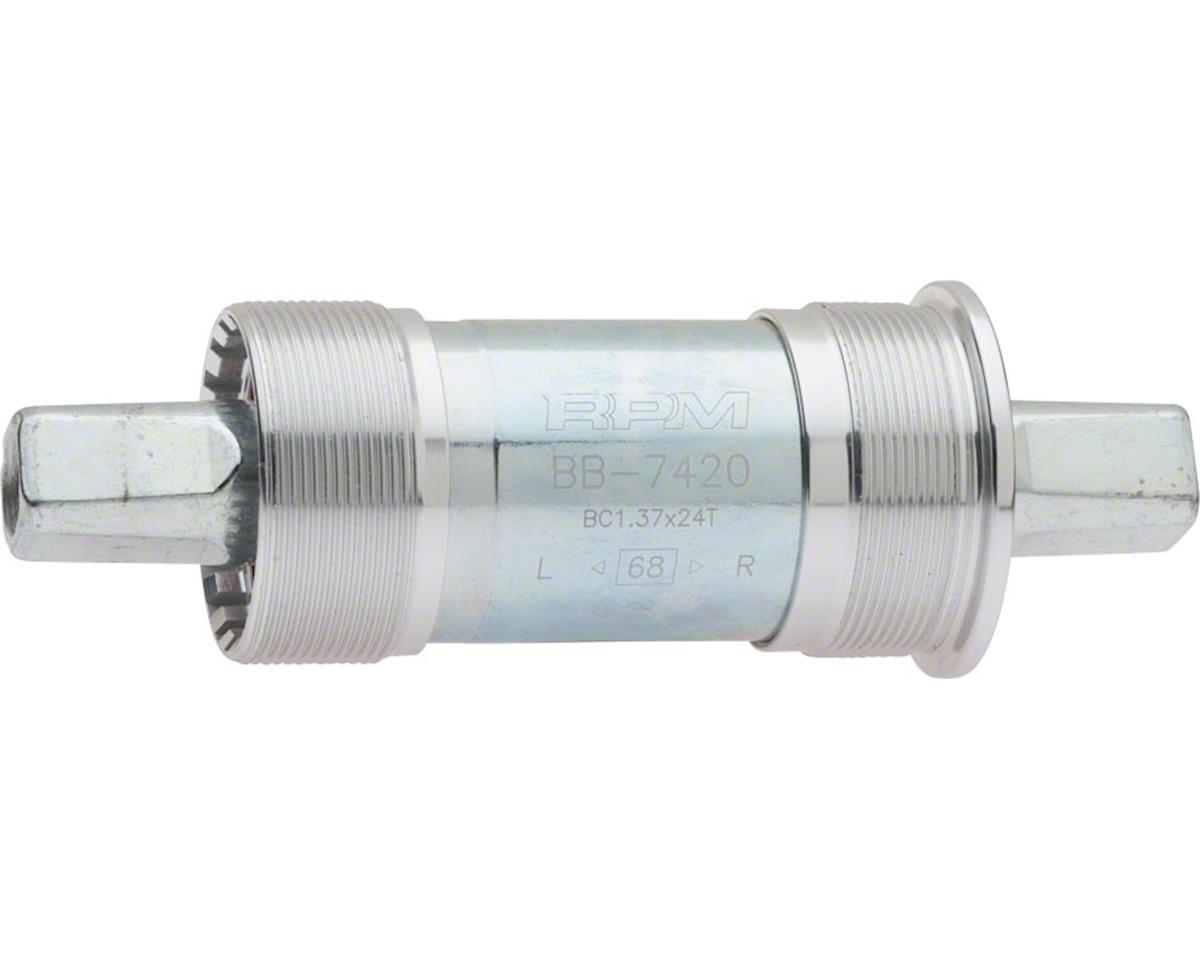 FSA RPM  AL Cartridge Bottom Bracket JIS 68x118mm w/bolts