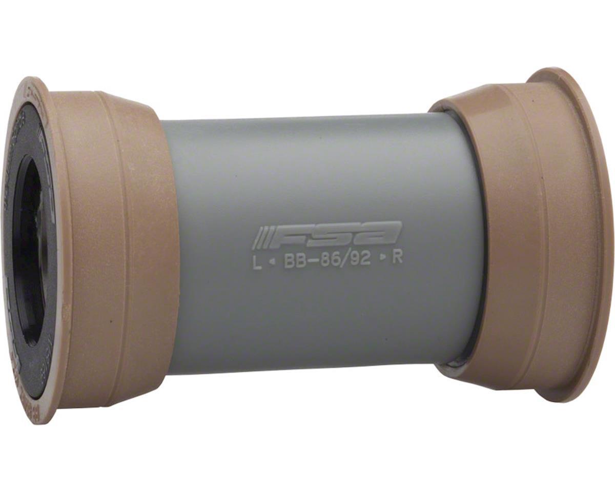 FSA Road Steel Bearing Bottom Bracket BB86/92 for MegaExo Cranks