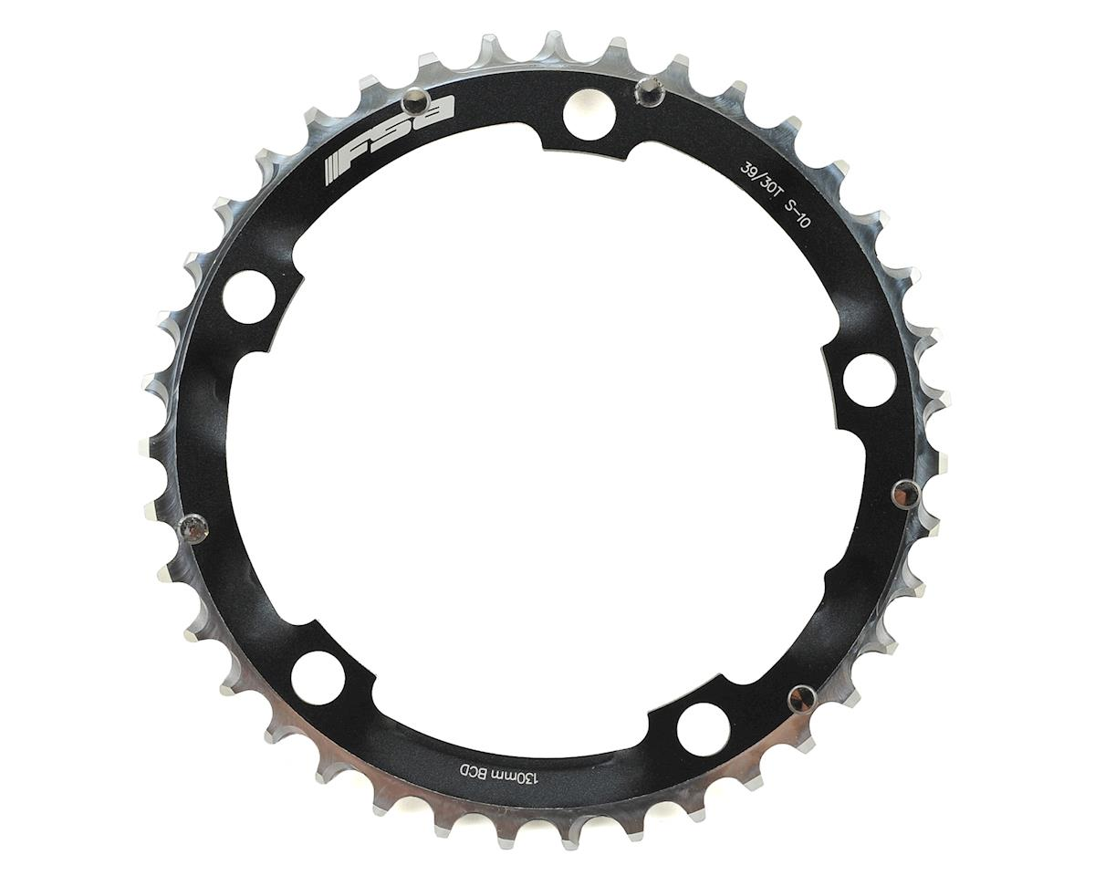 FSA Pro Road 10S 39T Middle 130Mm Black Chainring