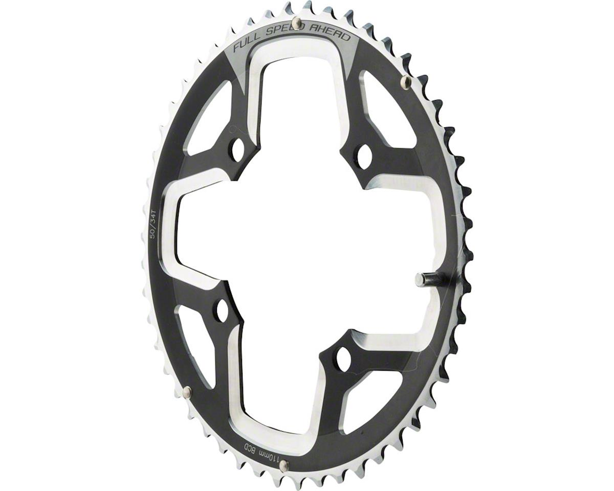 FSA Gossamer Pro ABS Super Road Chainring N-10/11 110 x 50T Black