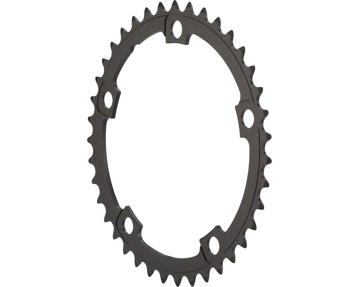 FSA Pro Road N-10/11 Chainring 130x39t, Black