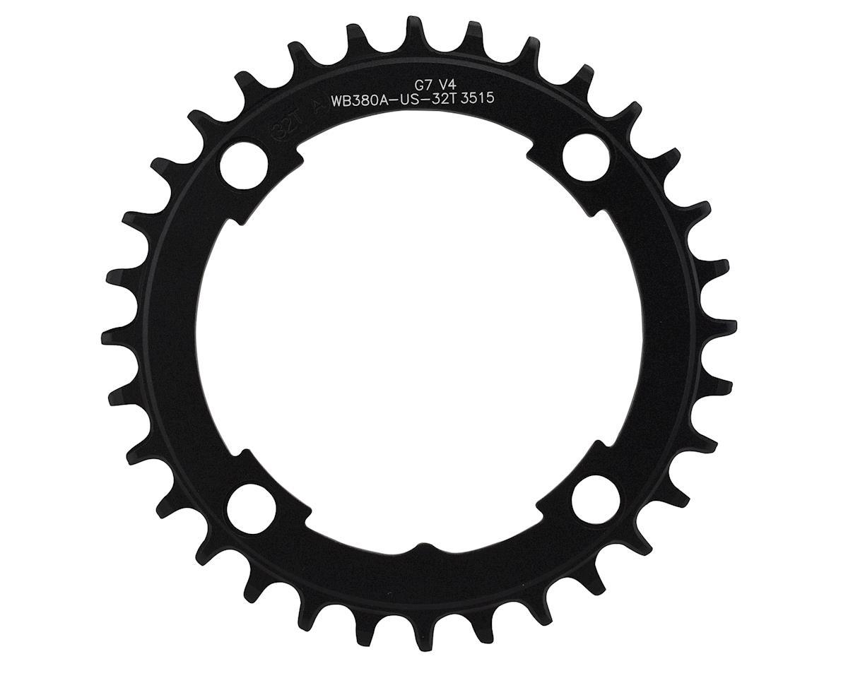 FSA MegaTooth 1x Chainring - 104 BCD (MTB) (Black)