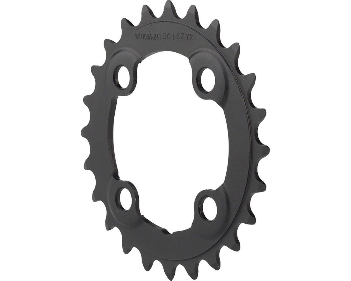 FSA Pro Chainring 64 x 24t D-10, Black