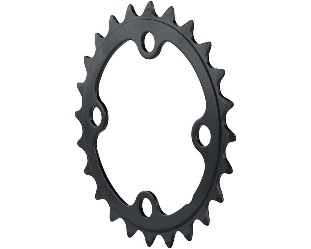 FSA Pro MTB 11-Speed Chainring, 24t, 68mm, Black