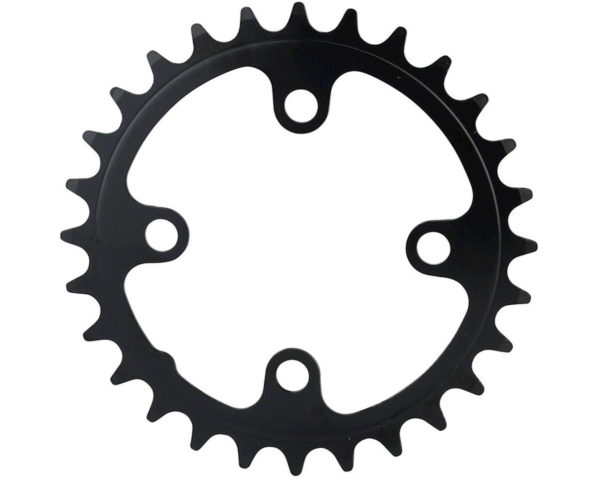 FSA MTB 11-Speed Chainring, 28t, 68mm, Black