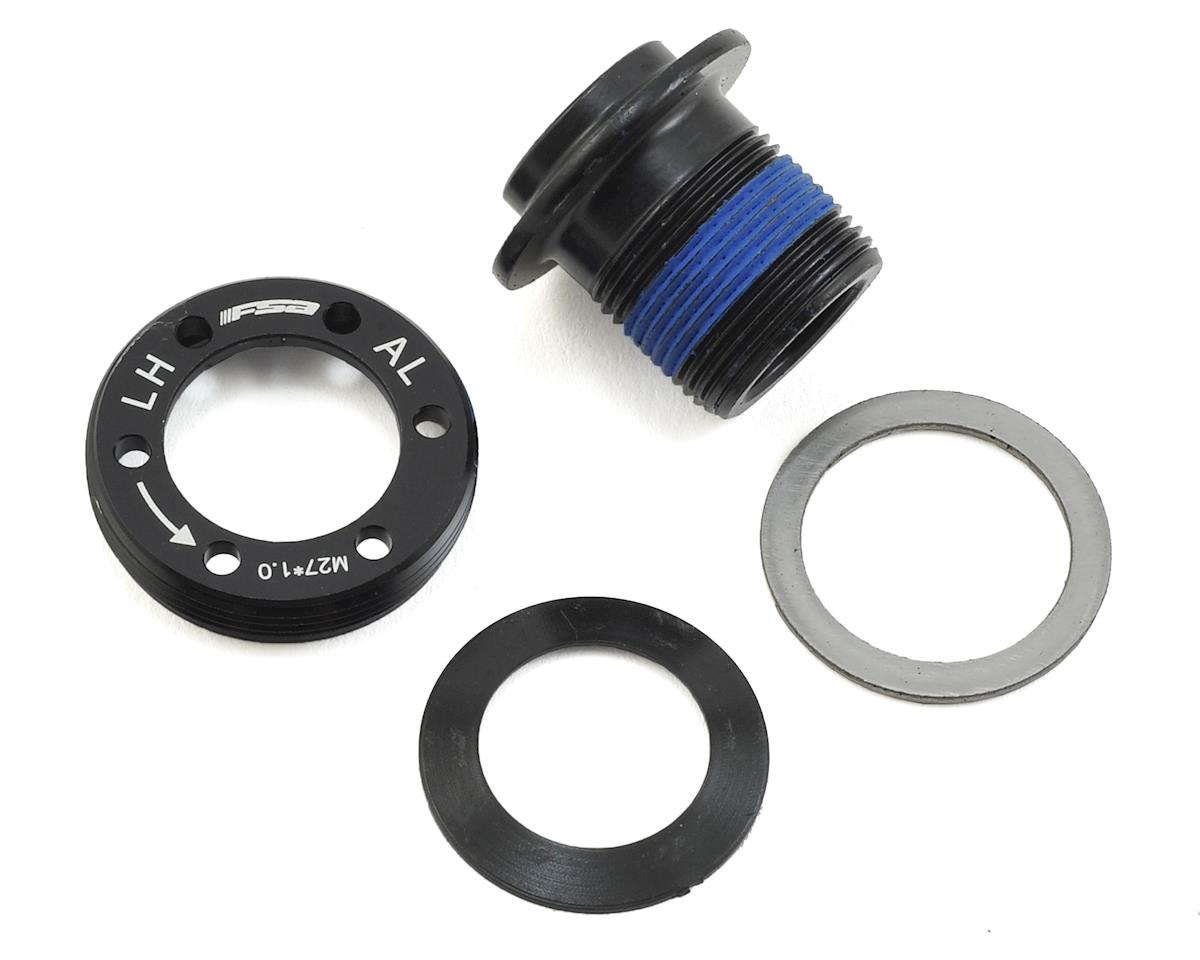 Alloy Self Extracting QR-17 Bolt, for 24mm alloy cranks
