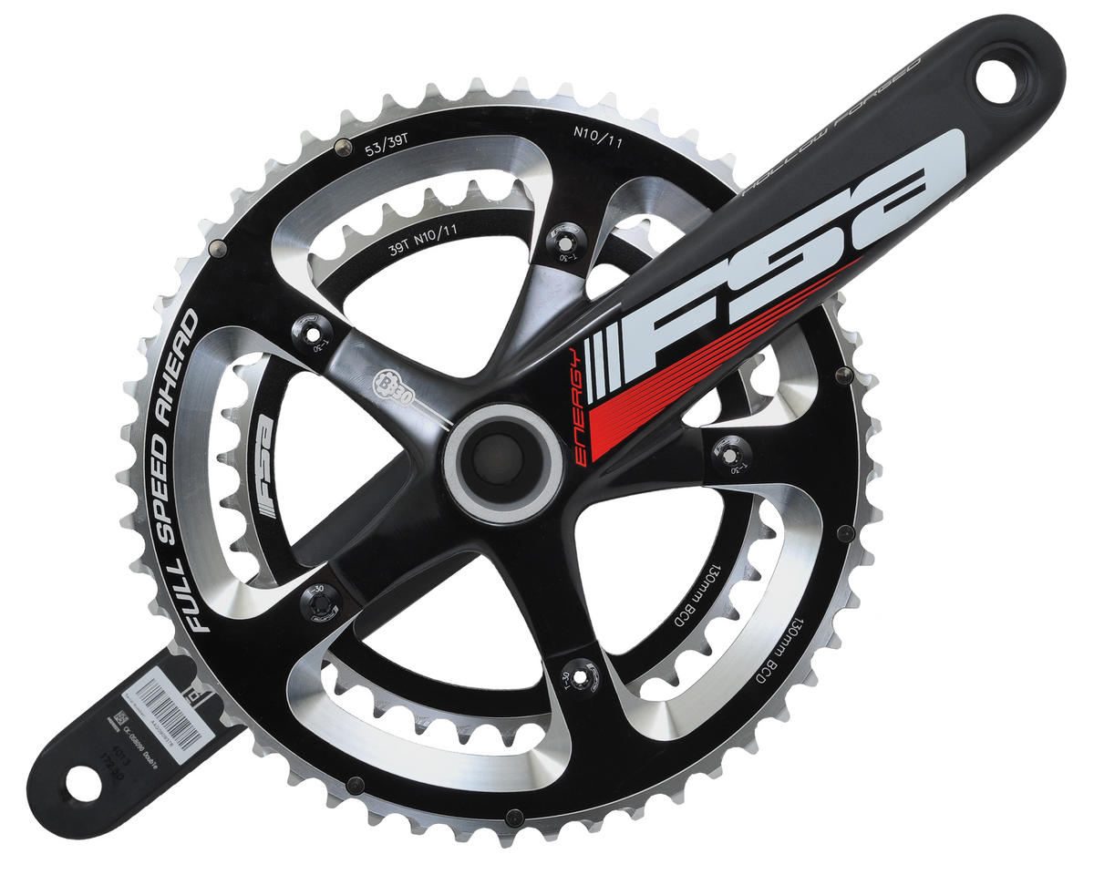 SCRATCH & DENT: FSA Energy BB30 Crankset (53-39) (175)