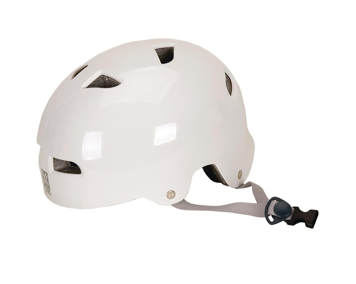 Fuse Protection Alpha Icon Helmet - Glossy White, X-Small/Small (M/L)