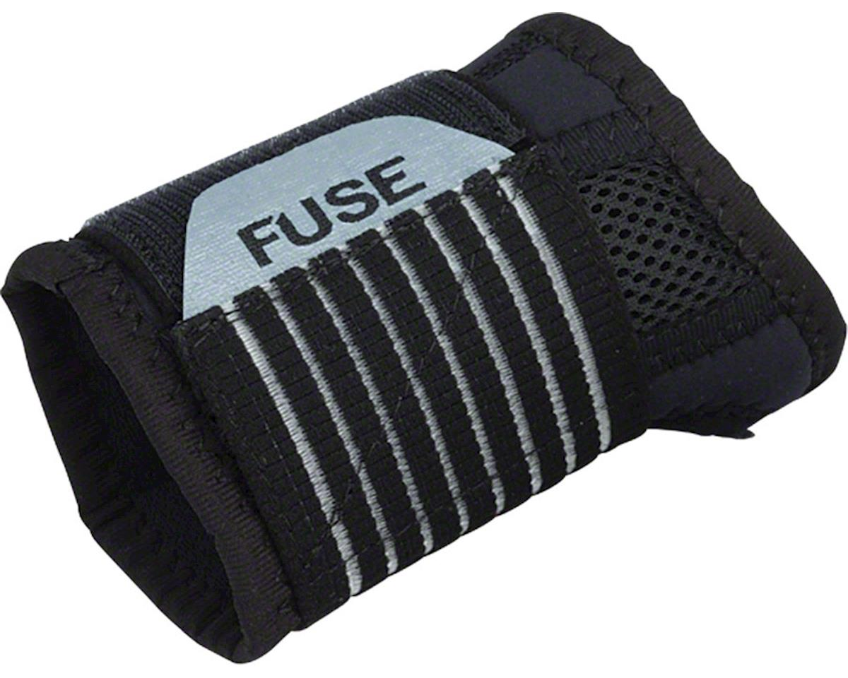 Fuse Protection Alpha Wrist Support: Black One Size, Pair