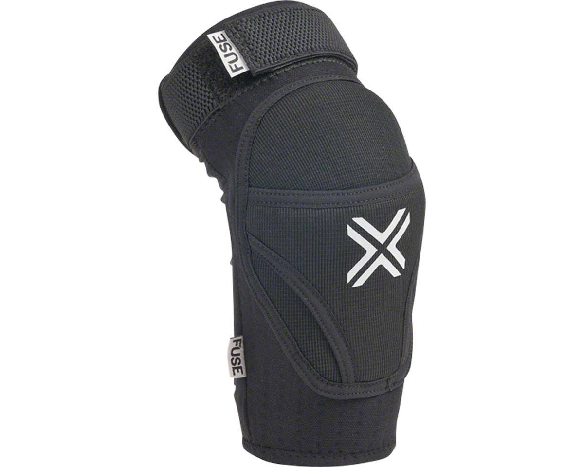 Fuse Protection Alpha Elbow Pad: Black XL, Pair (S)