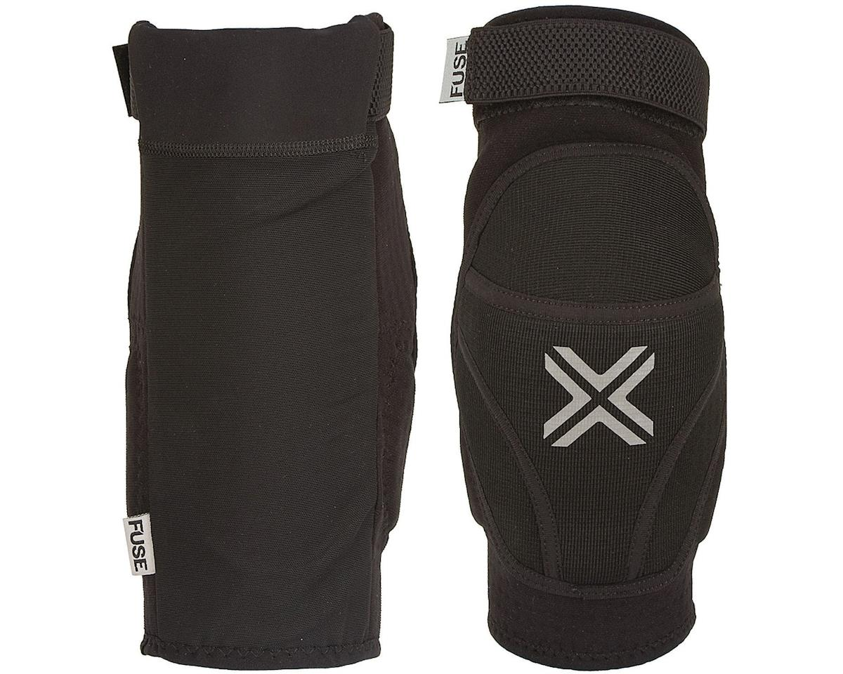 Fuse Protection Alpha Knee Pad: Black 2XL, Pair (L)