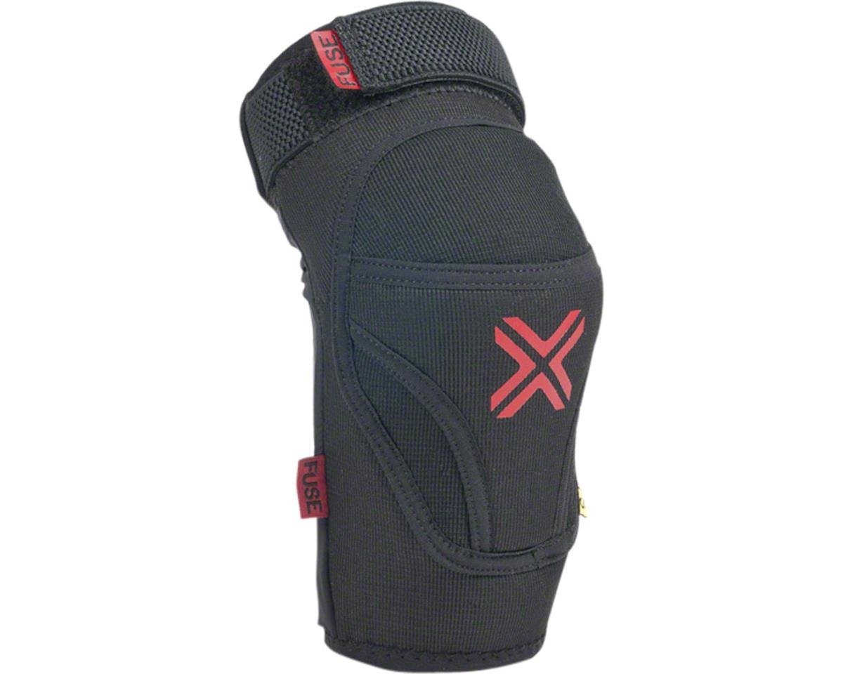 Fuse Protection Delta Elbow Pad: Black LG, Pair