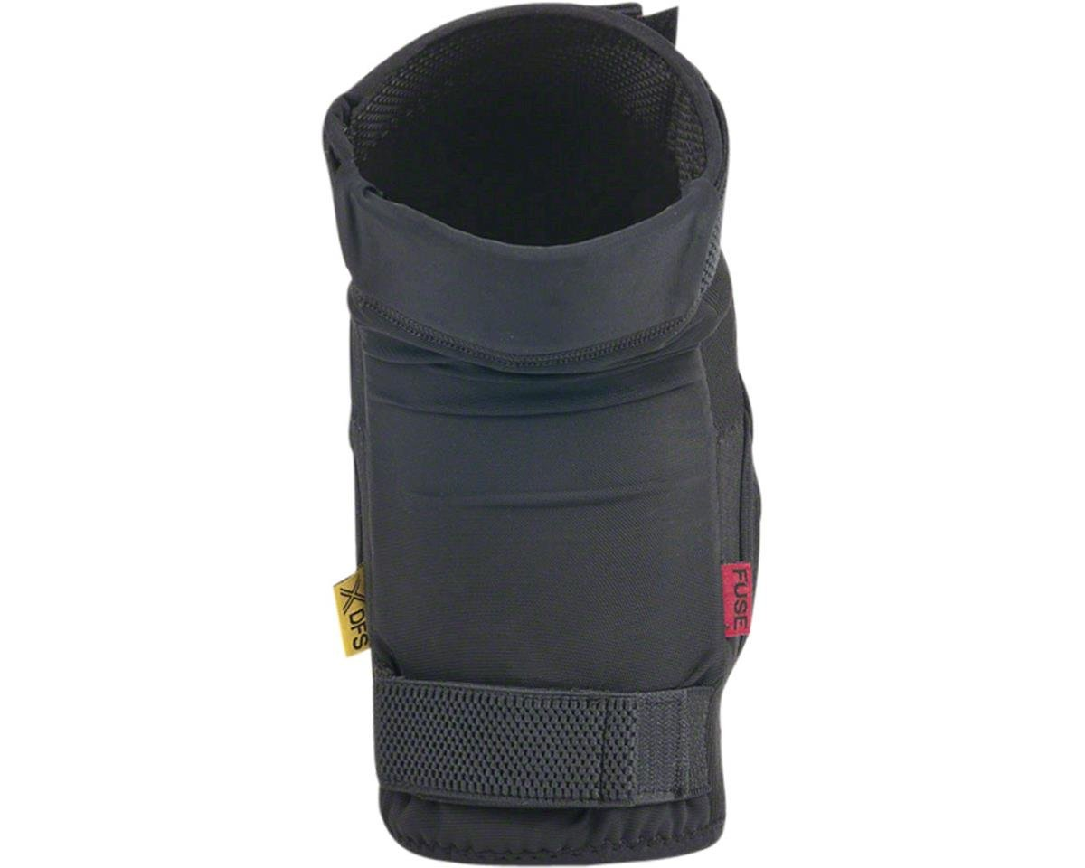 Fuse Protection Delta Knee Pad: Black MD, Pair (M)