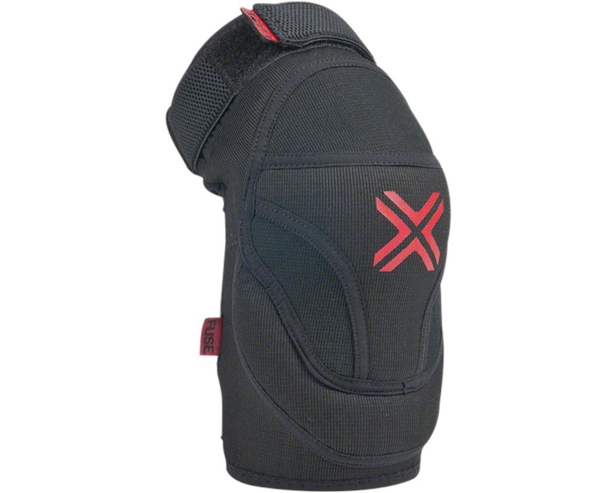 Fuse Protection Delta Knee Pad: Black MD, Pair (XL)
