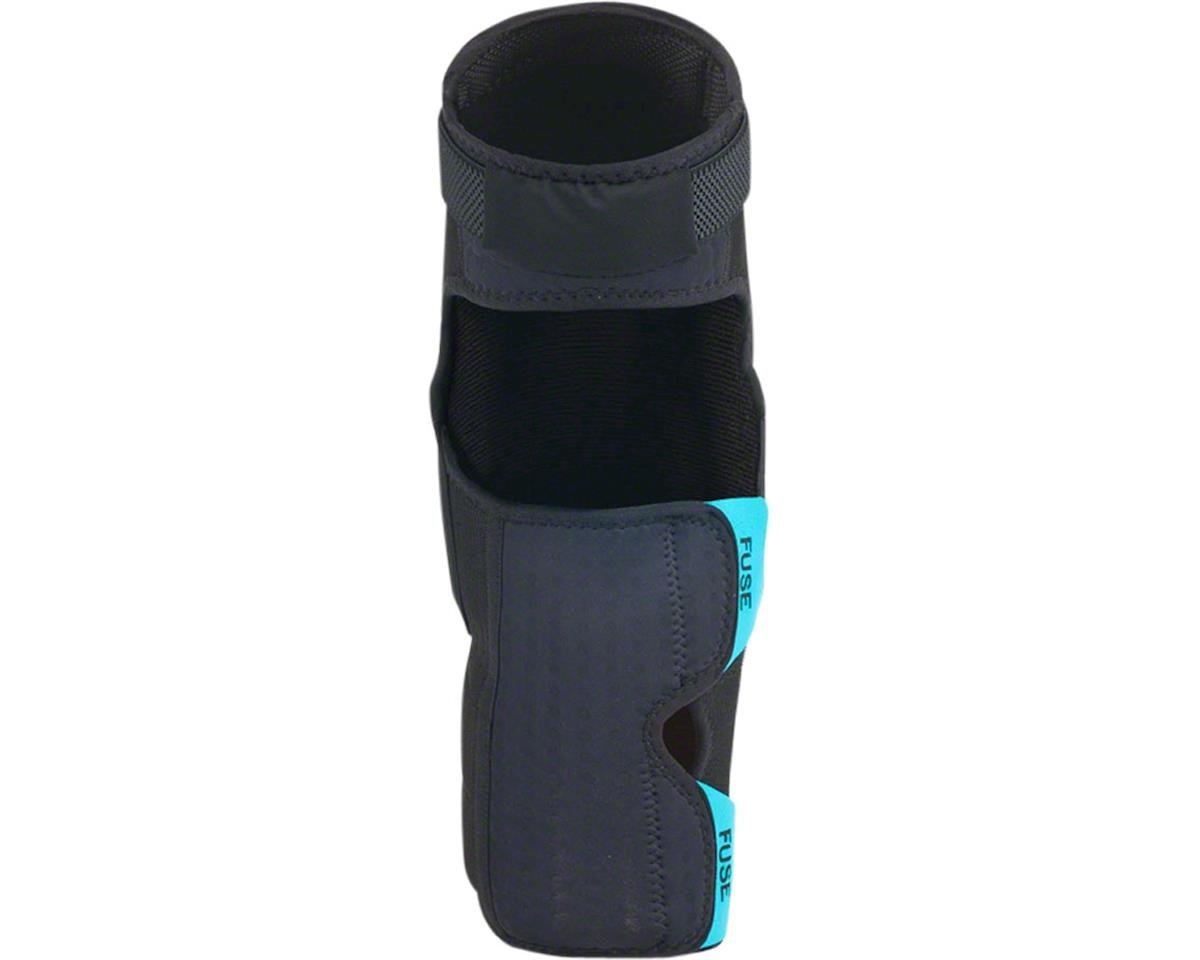 Fuse Protection Echo 75 Knee Shin Combo Pad: Black MD, Pair (M)