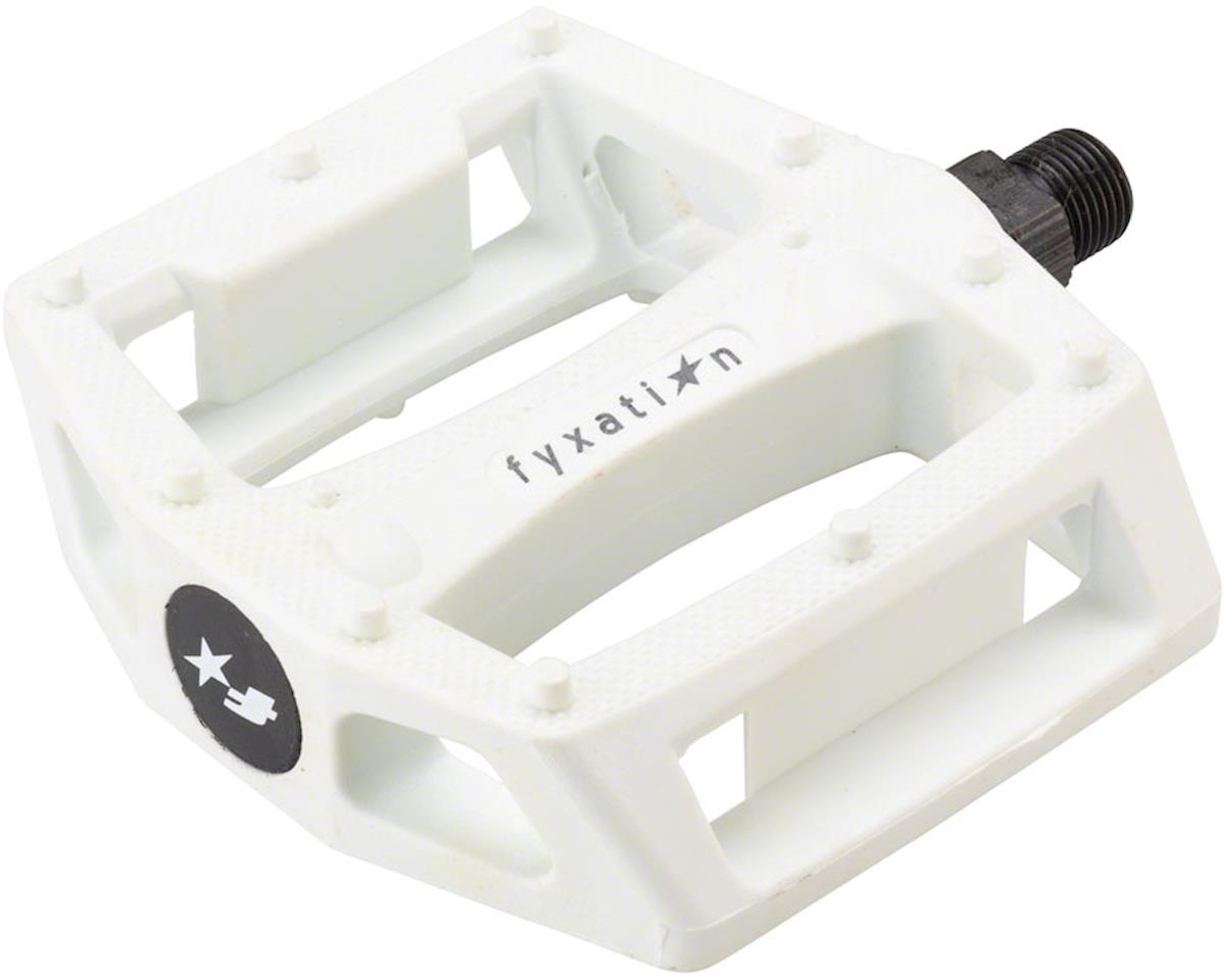 Gates PC Pedals White
