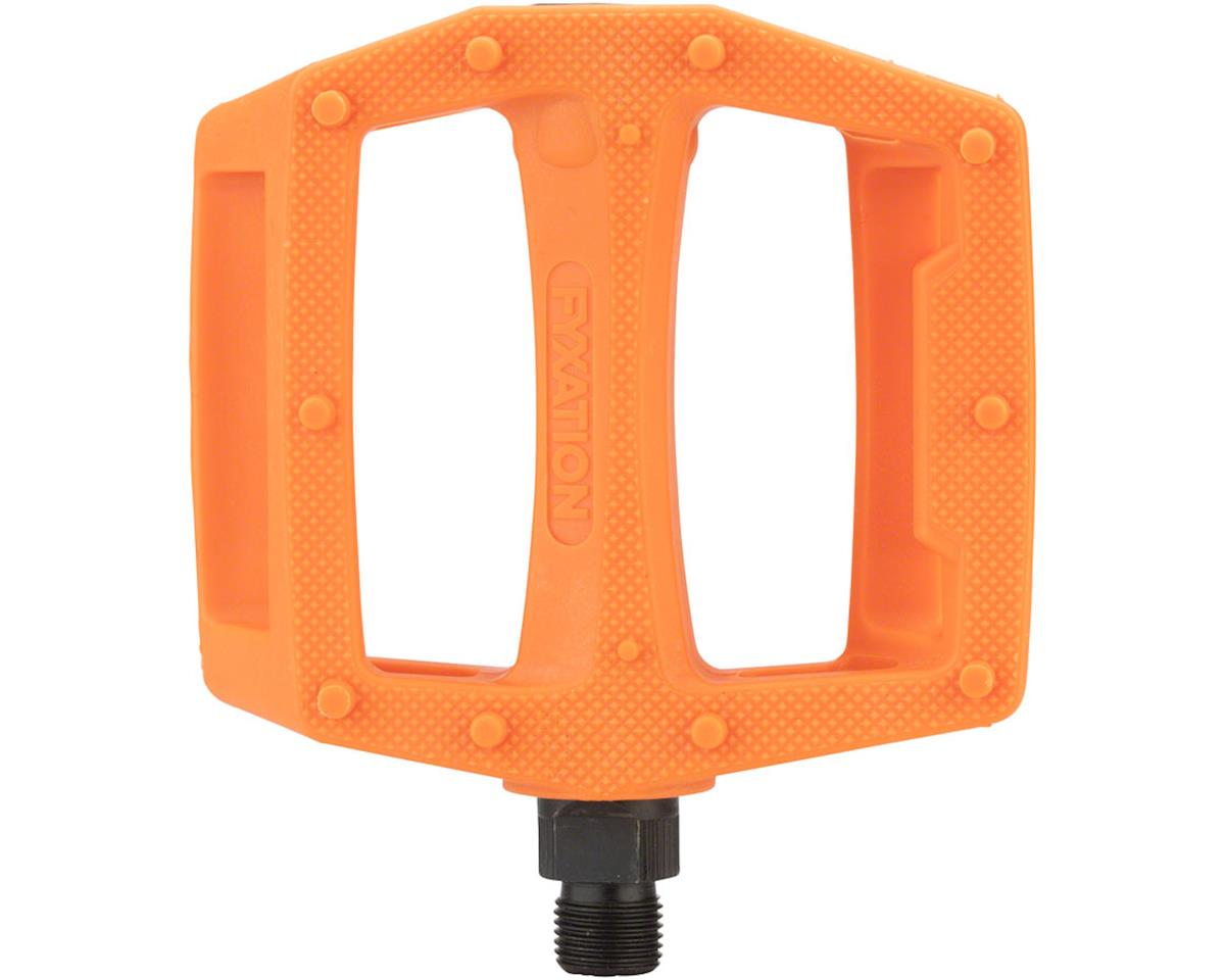 Image 2 for Fyxation Gates PC Pedals Orange