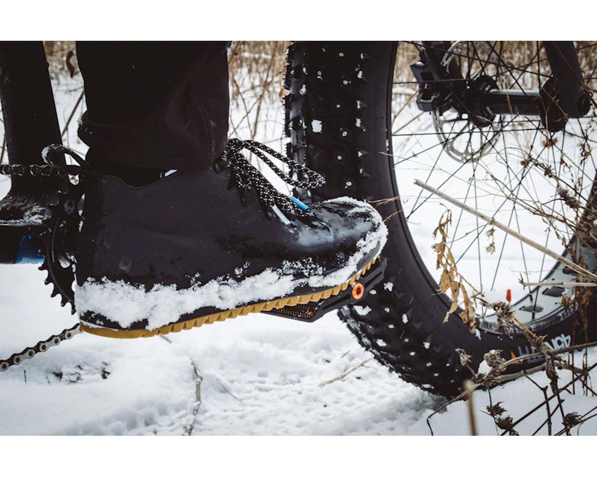 Fyxation Mesa MP Subzero Sealed Nylon Pedals: 9/16, Black, Replaceable Stainless