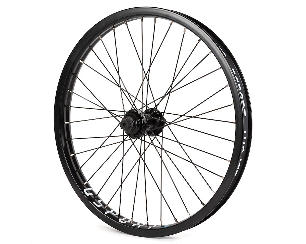GSport Elite Front Wheel (Black)