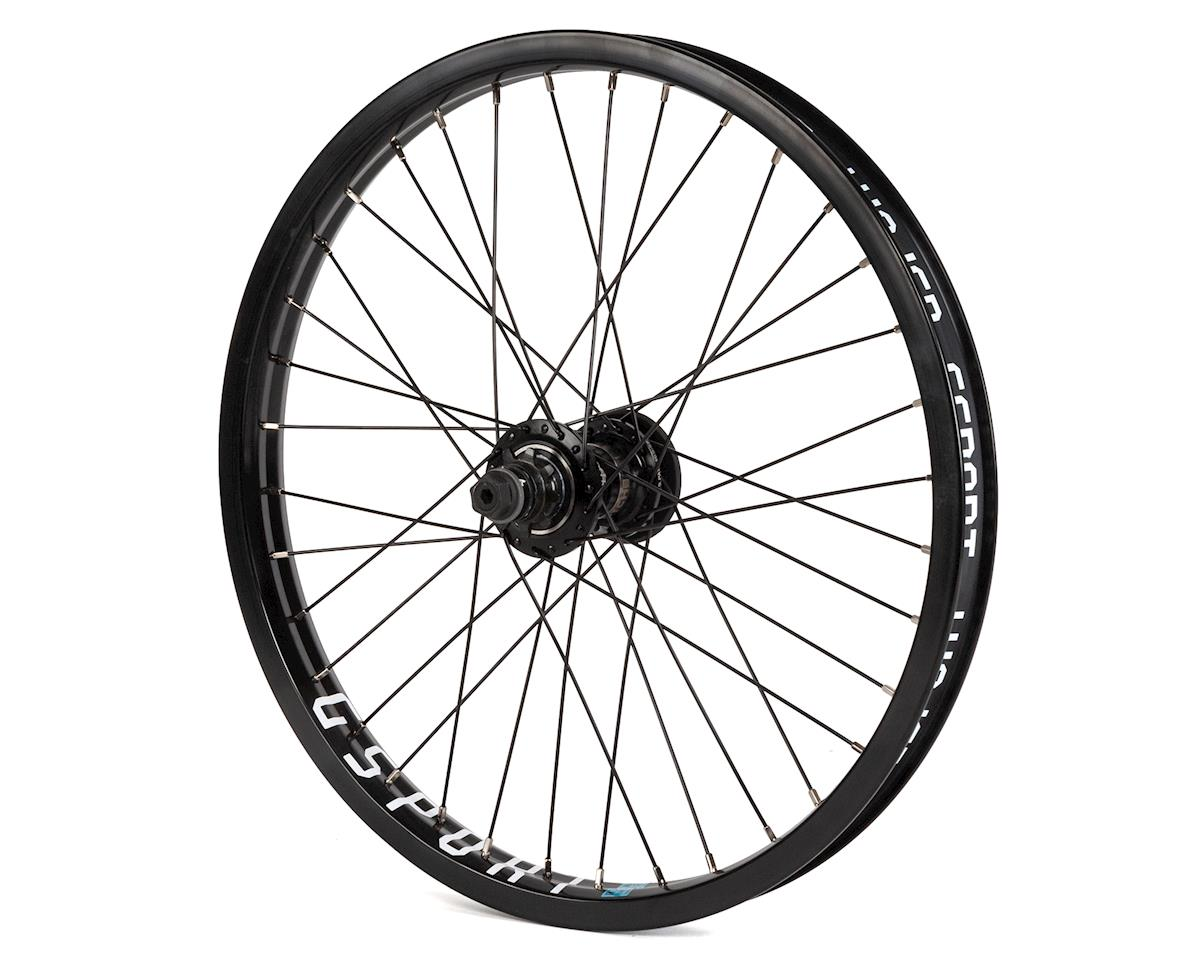 GSport Elite Freecoaster Rear Wheel (Black)