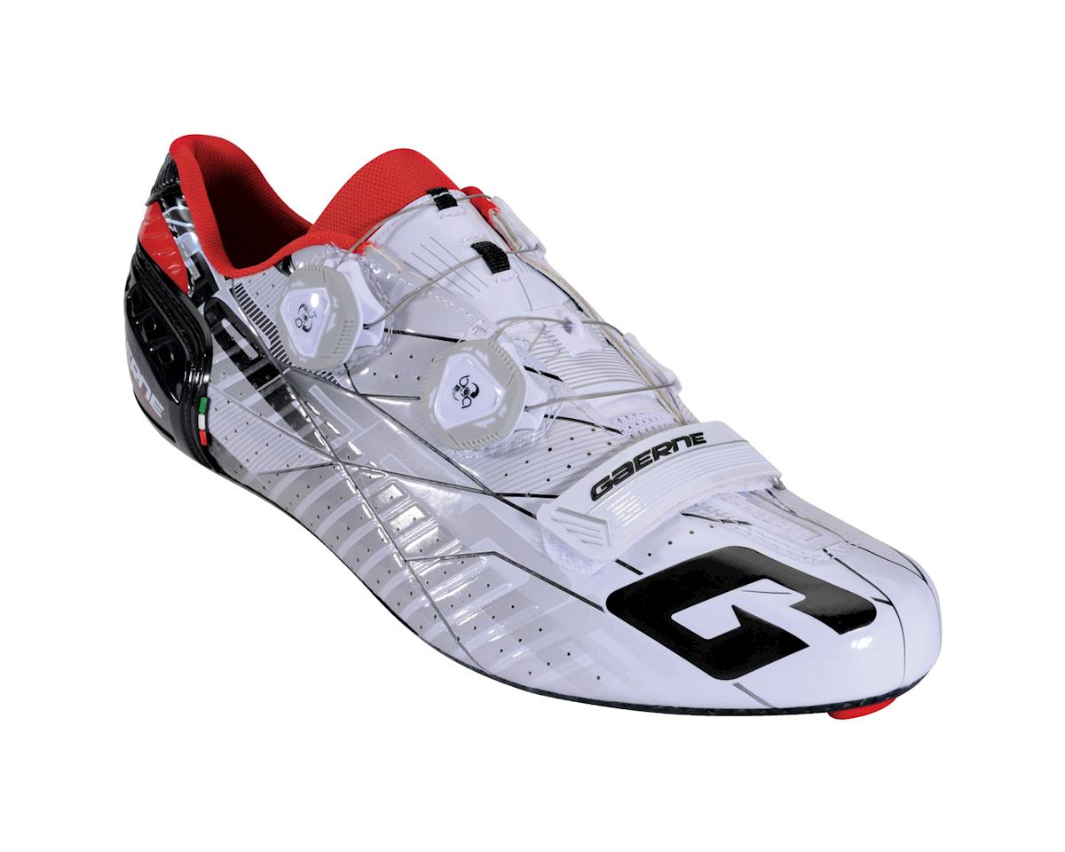Gaerne Stilo Carbon Speedplay 2019 Road Shoes White