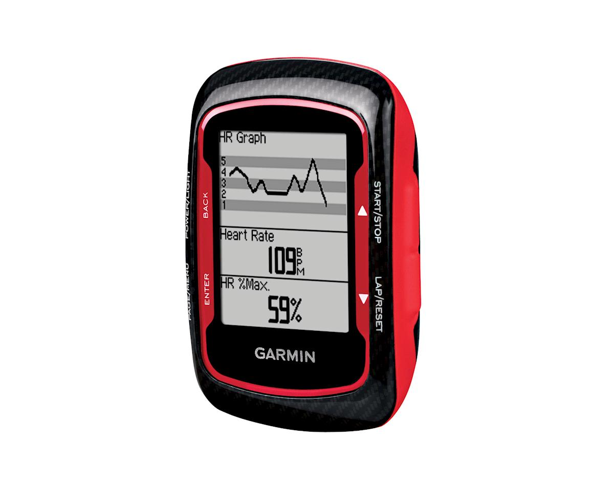 Image 2 for Garmin Edge 500: Black/Red
