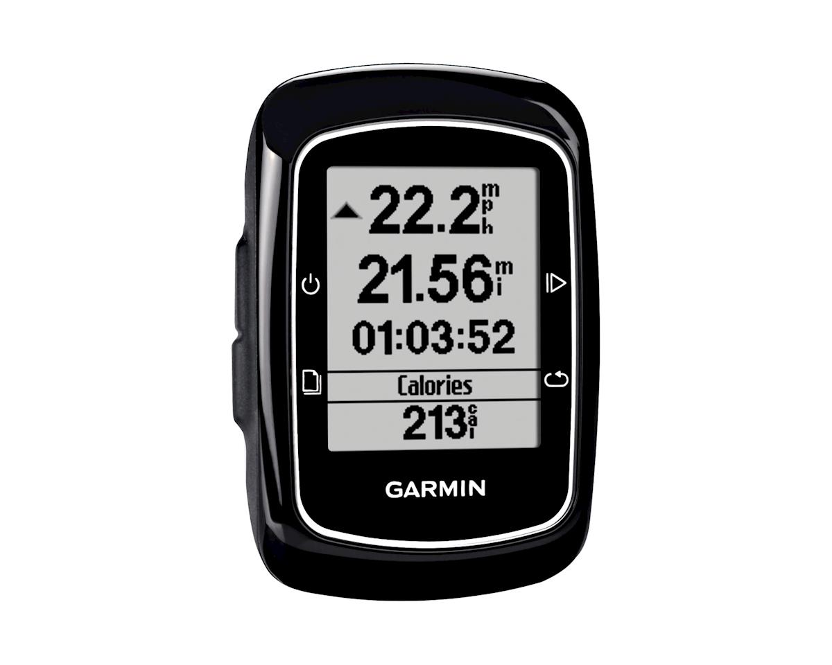 Garmin Edge 200: Black