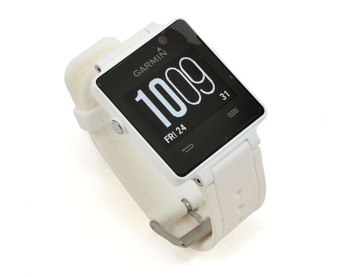 Garmin Vivoactive GPS Smartwatch (White)