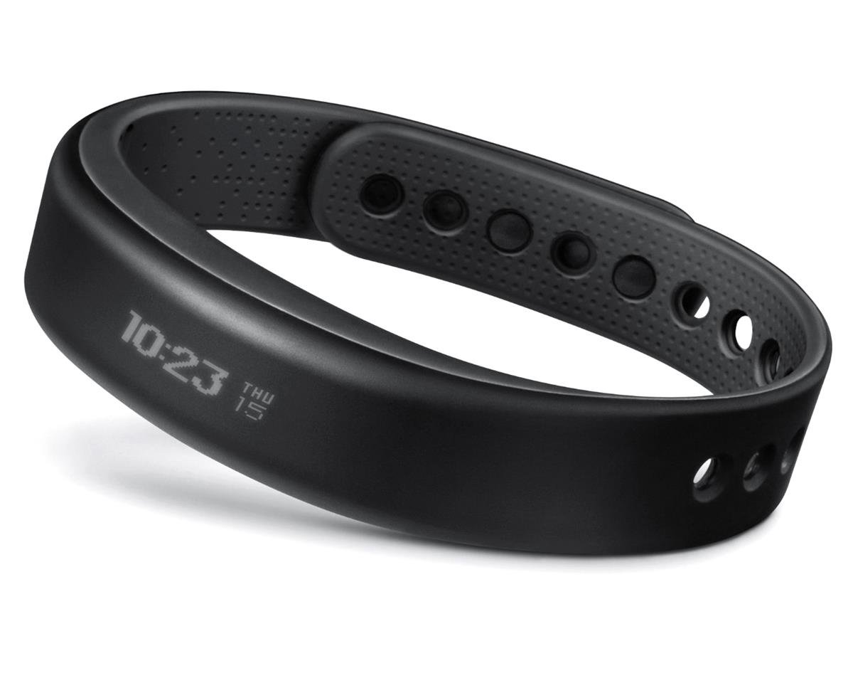 Garmin Vivosmart Fitness Band (Black)