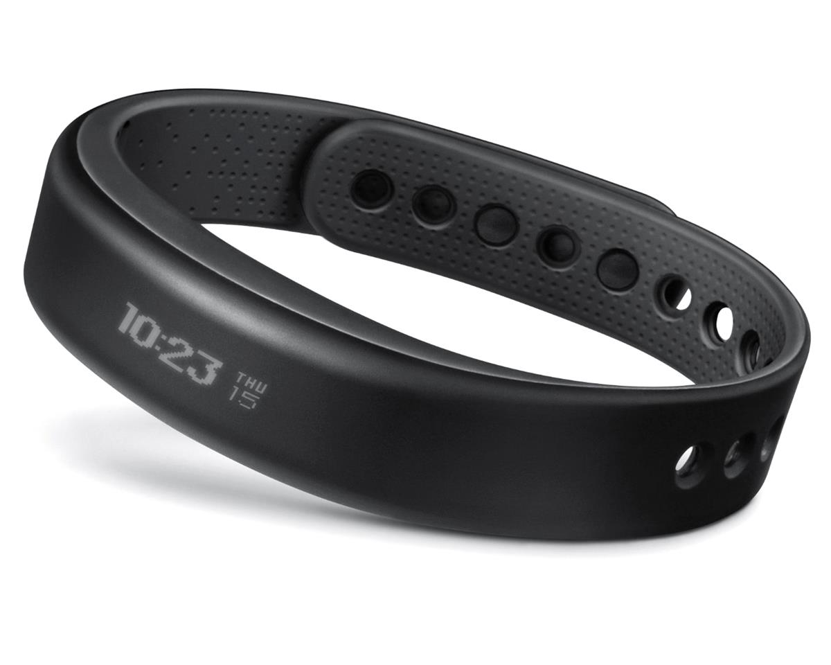 Garmin Vivosmart Fitness Band (Slate)