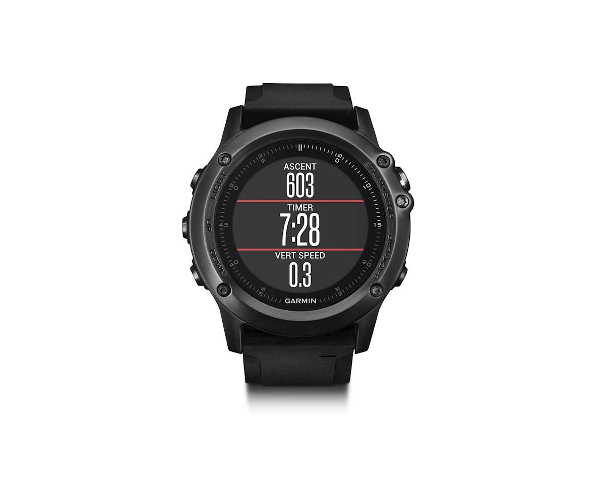 Image 3 for Garmin Fenix 3 GPS Watch Performer Bundle (Sapphire)