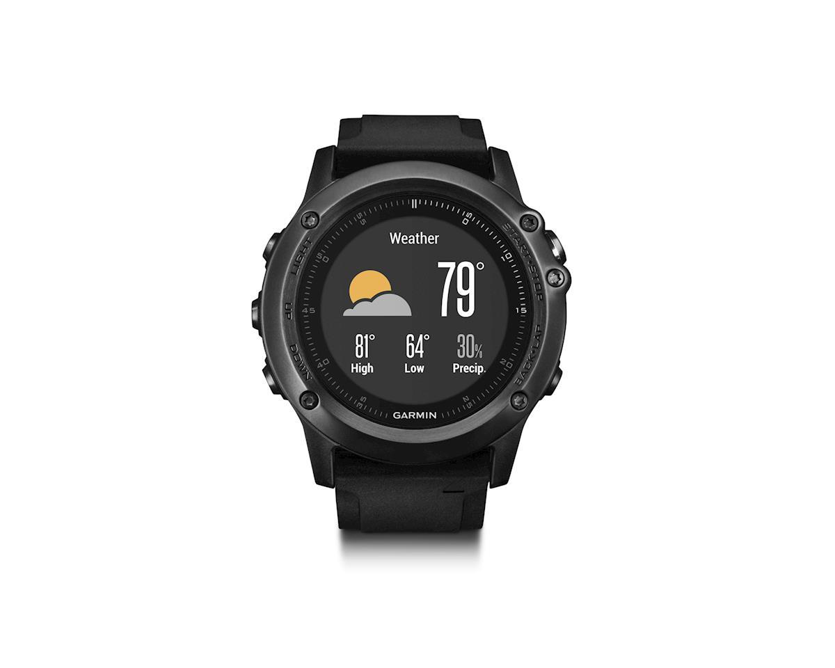 Image 4 for Garmin Fenix 3 GPS Watch Performer Bundle (Sapphire)