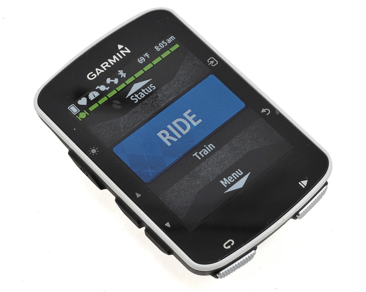 Garmin Edge 520 GPS Cycling Computer (Black)