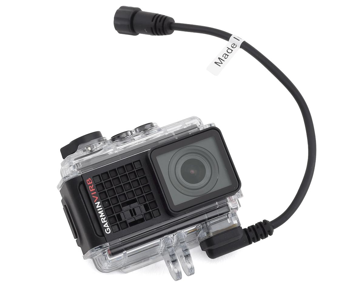 Garmin Virb Ultra 30 GPS 4K Action Camera Case w/ Powered Mount Case & Wiring