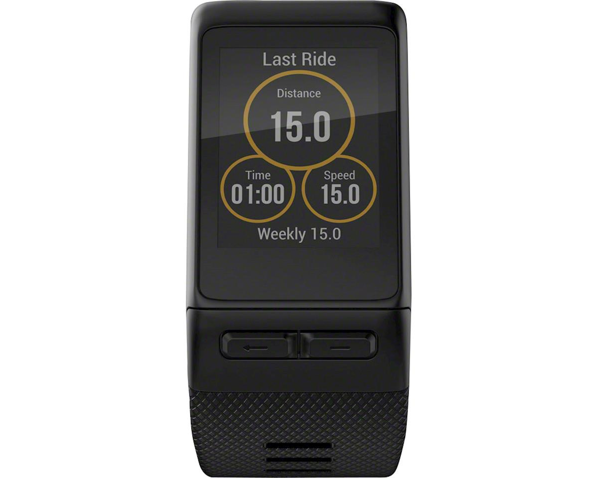 Vivoactive GPS HR Smartwatch, X-Large Fit: Black
