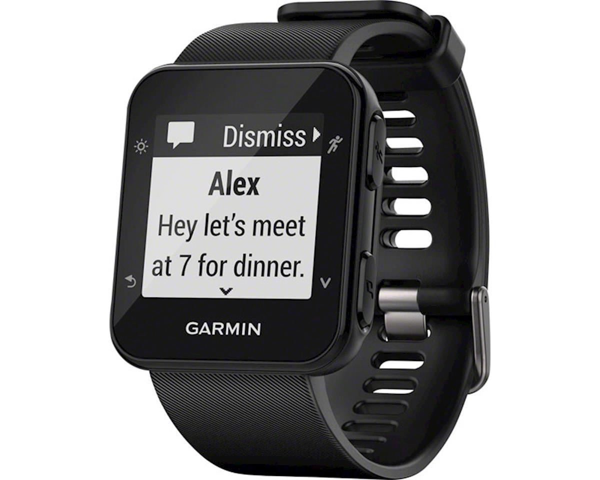 Image 2 for Garmin GPS Running Watch Forerunner 35 (Black)