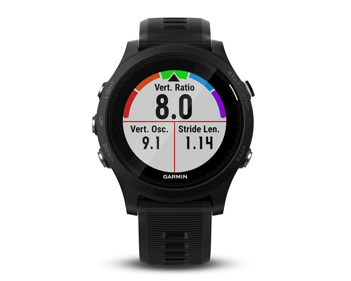 Garmin Forerunner 935 GPS Multisport Watch (Black/Grey)