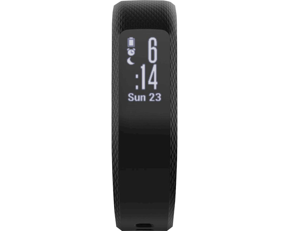 Garmin Vivosmart 3 Activity Tracker, S/M: Black