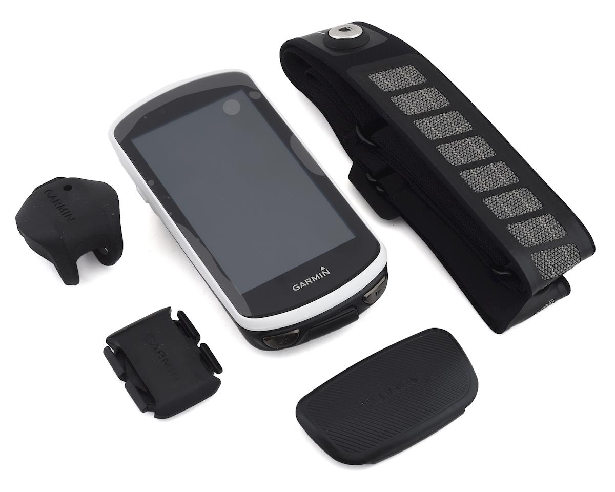 Garmin Edge 1030 GPS Cycling Computer (Bundle)