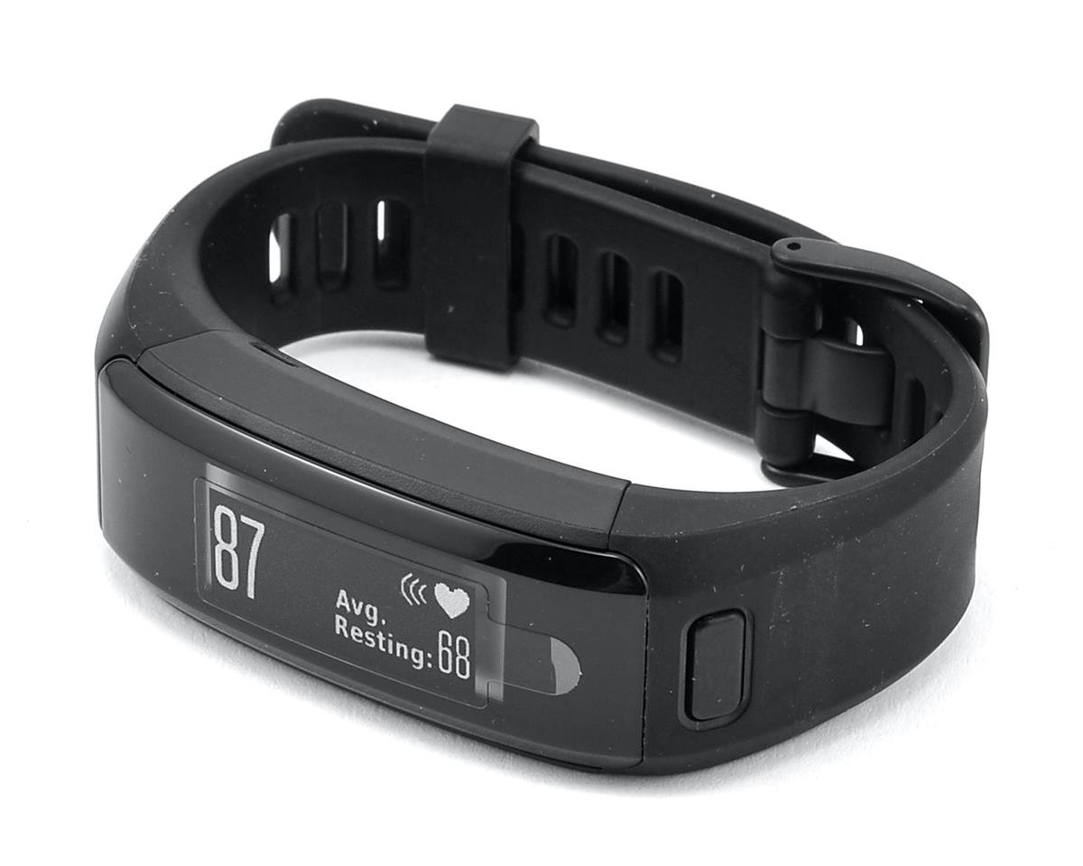 Vivosmart HR (Black) (Regular)
