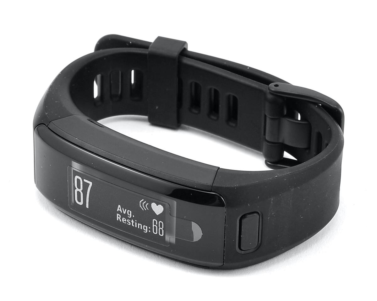 Garmin Vivosmart HR (Black) (Regular)