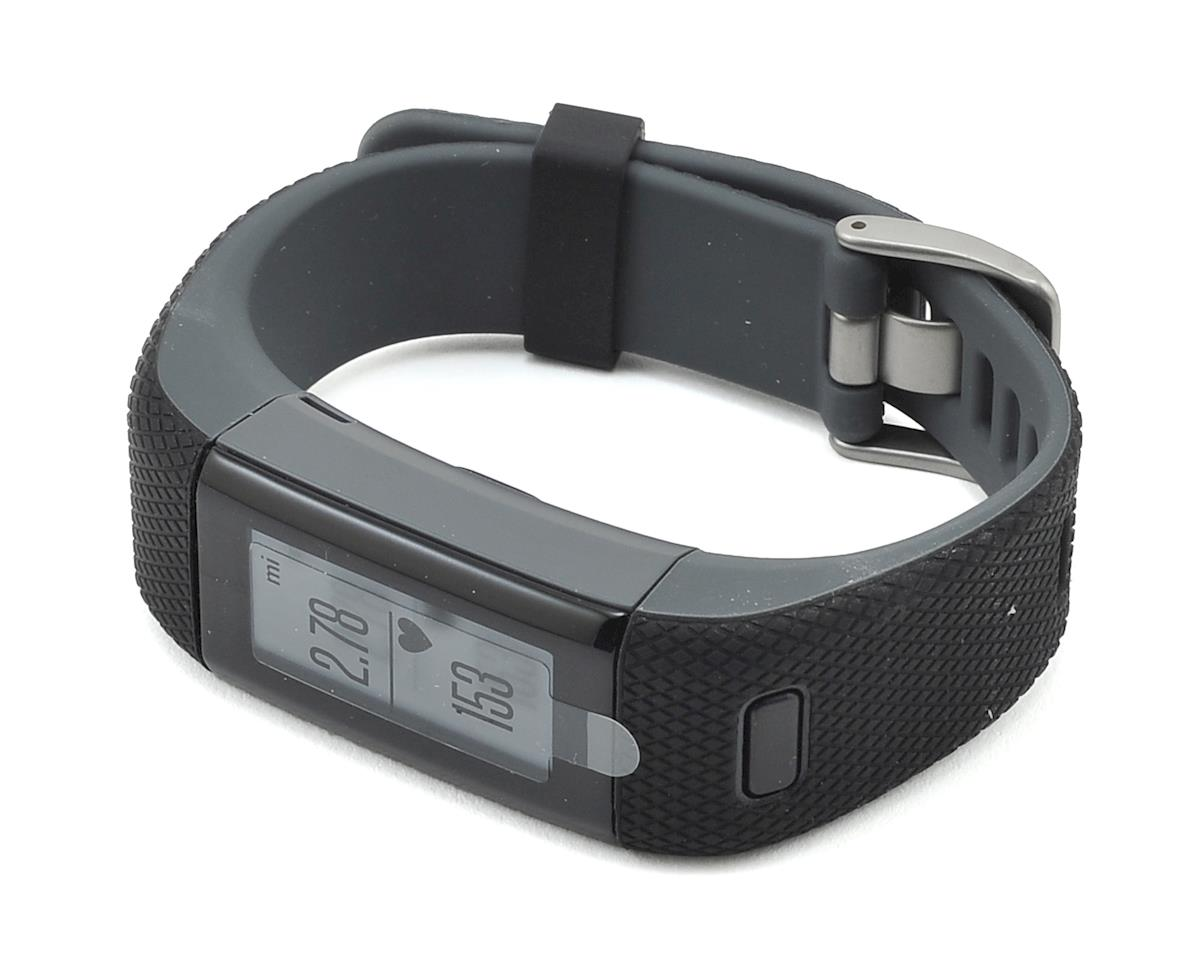 Vivosmart HR GPS (Regular Fit) (Black)