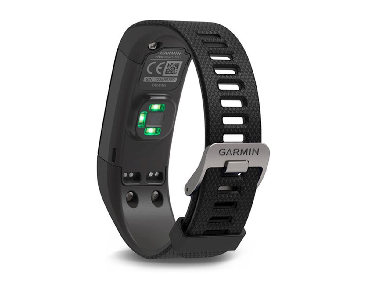 Garmin Vivosmart HR GPS (Black) (XL)