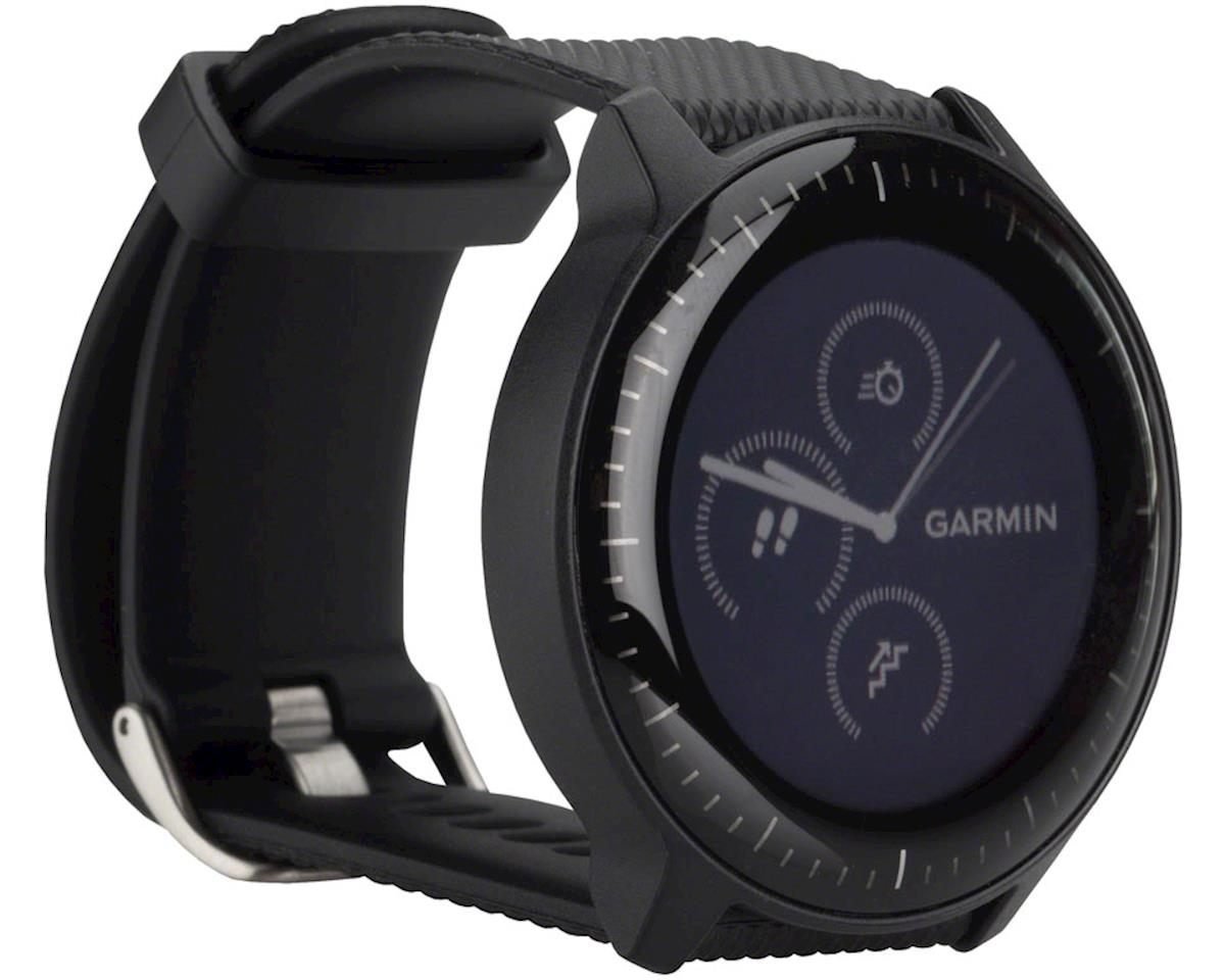 Garmin Vivoactive 3 Music Wi-Fi GPS Smartwatch: Black
