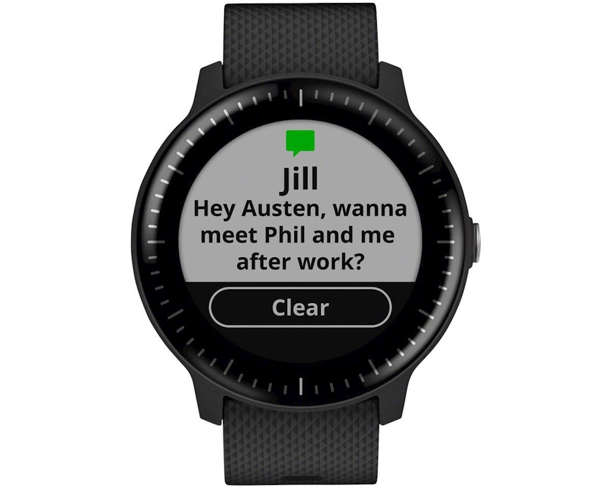 Image 5 for Garmin Vivoactive 3 Music Wi-Fi GPS Smartwatch (Black)