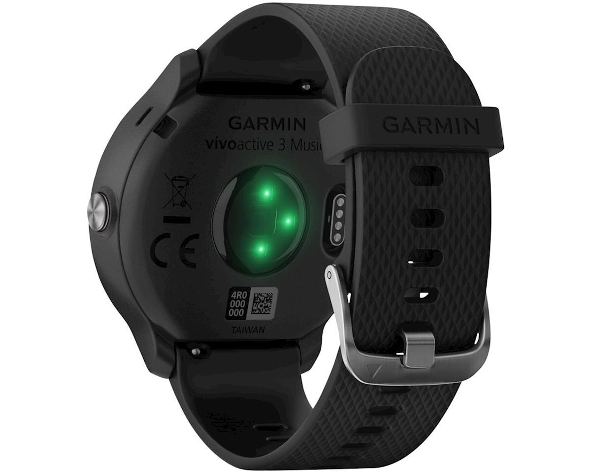Image 6 for Garmin Vivoactive 3 Music Wi-Fi GPS Smartwatch (Black)