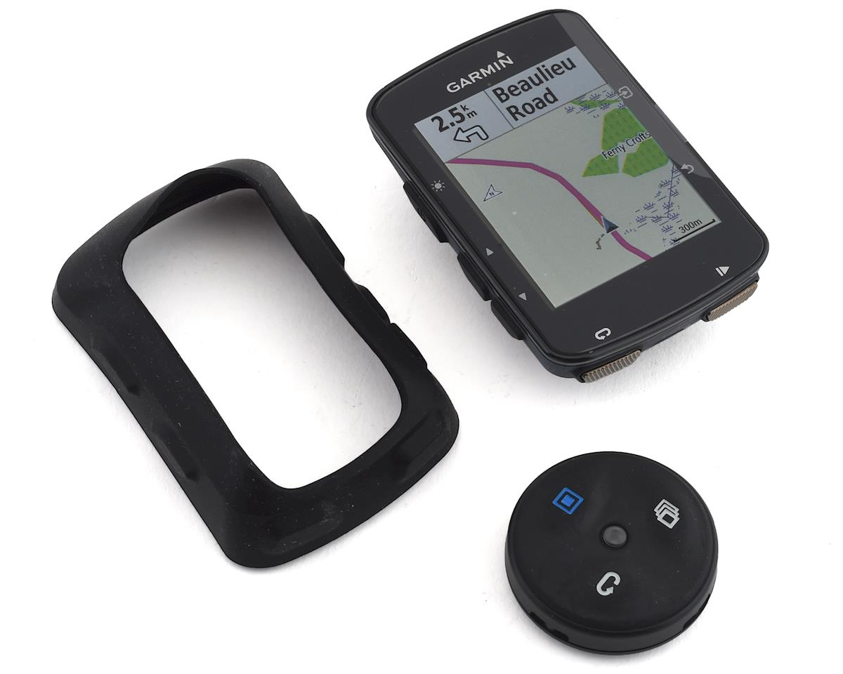 Garmin Edge 520 Plus Cycling Computer MTB Bundle
