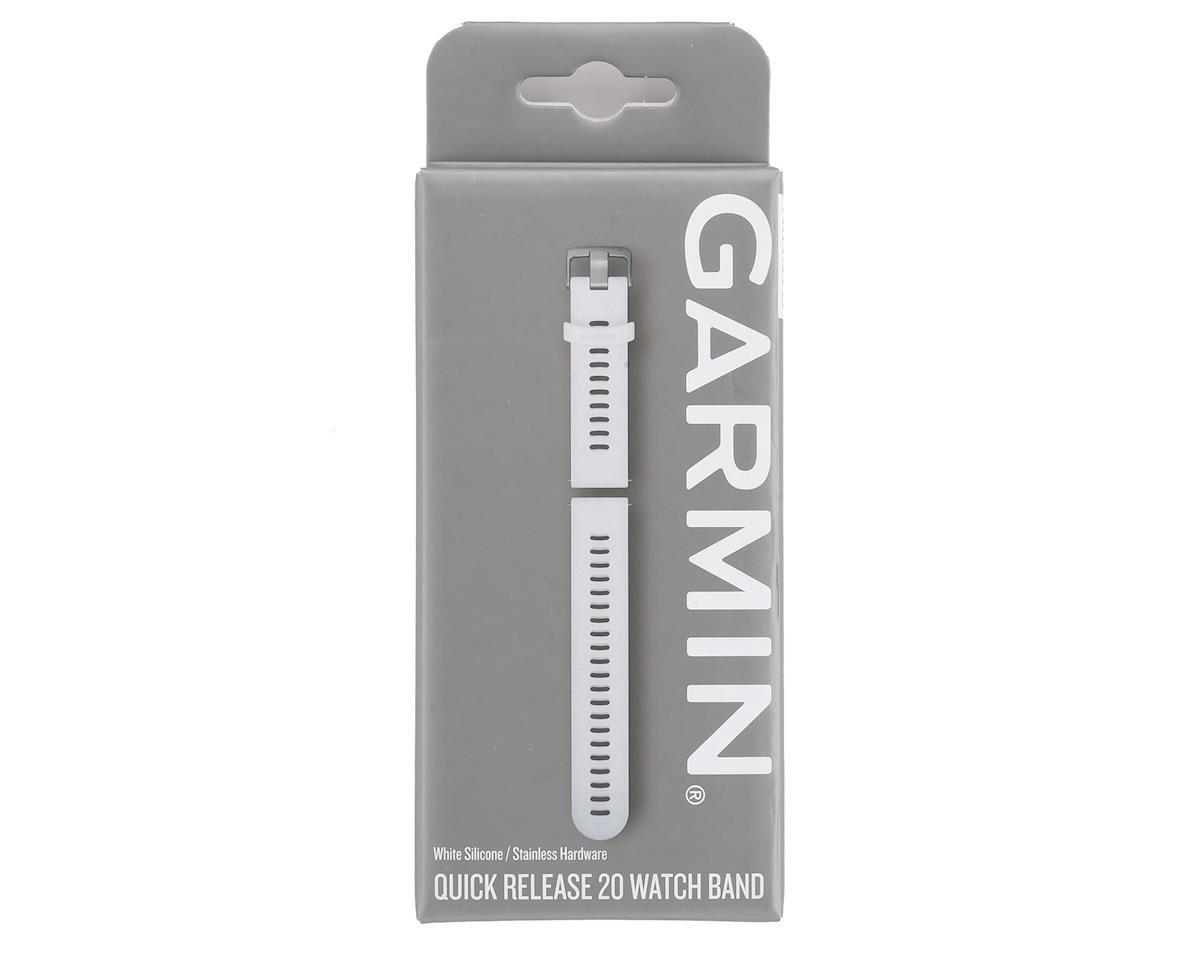 Garmin Quick Release Band  (White)